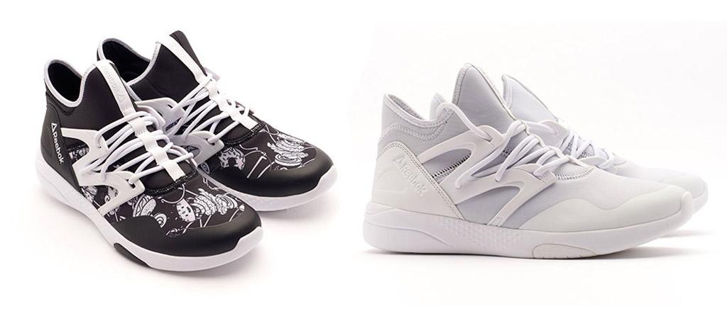 reebok custom sneaker gift