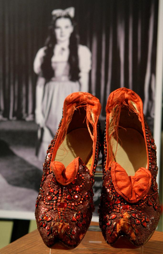 debbie reynolds ruby red slippers