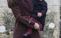 Kate Middleton's 2016 Christmas