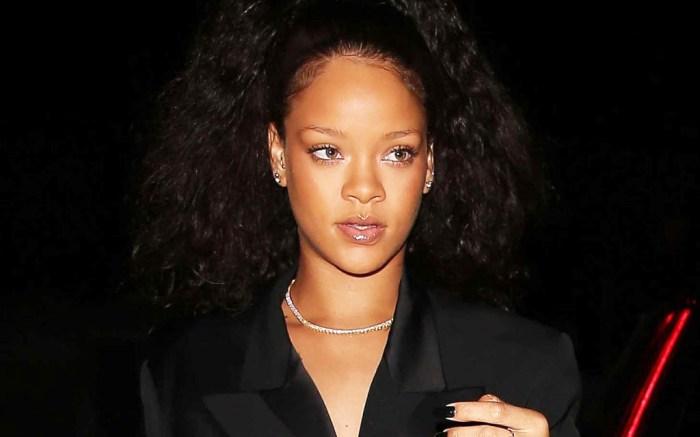 Rihanna Oversized Belt