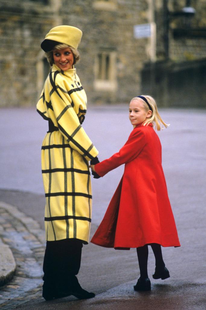 British Royal Family Christmas