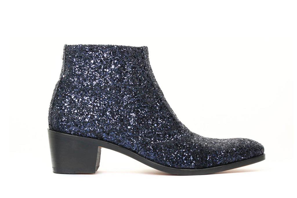 simon fournier glitter boot