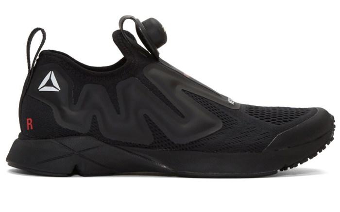 vetements reebok sneakers