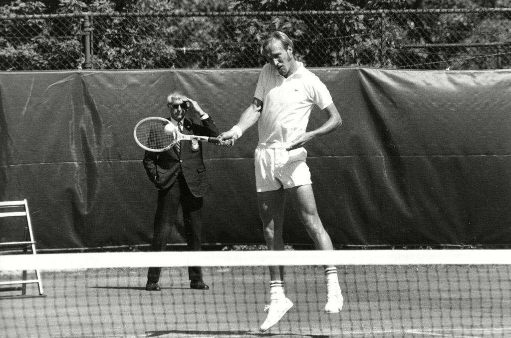 Stan Smith Tennis Player