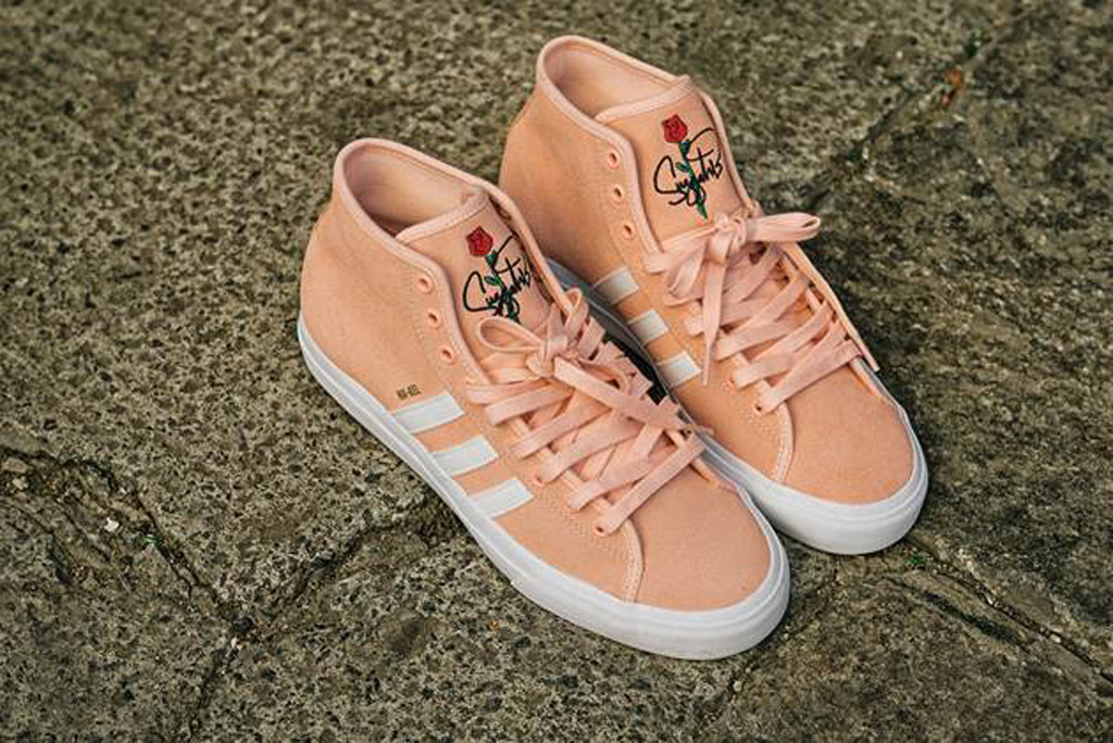 Na-Kel Smith sneakers pink