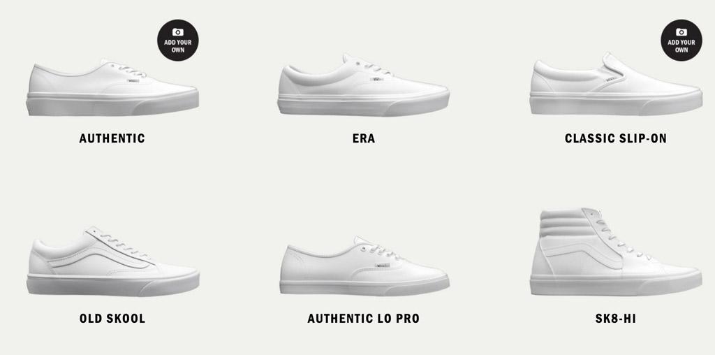 vans custom sneaker gift