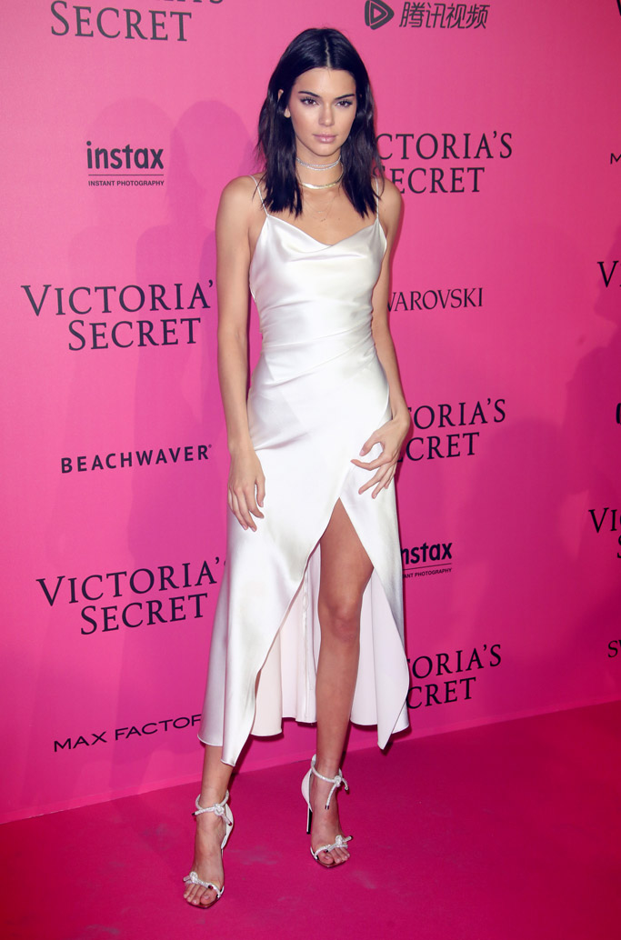 Kendall Jenner Victoria's Secret Fashion Show After-Party