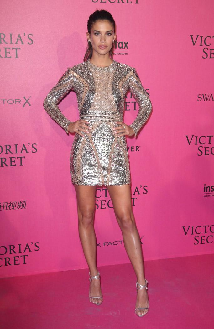 Sara Sampaio Victoria's Secret Fashion Show After-Party