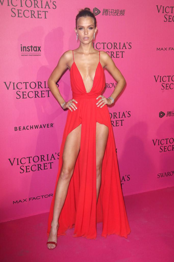 Josephine Skriver Victoria's Secret Fashion Show After-Party