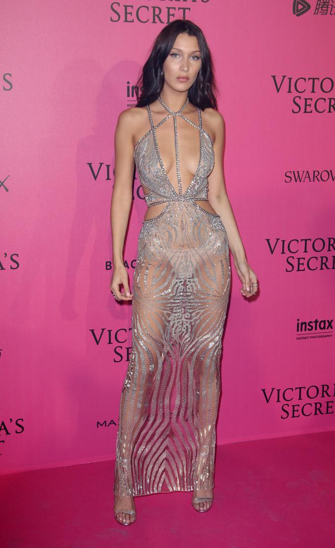 Bella Hadid Victoria's Secret Fashion Show After-Party