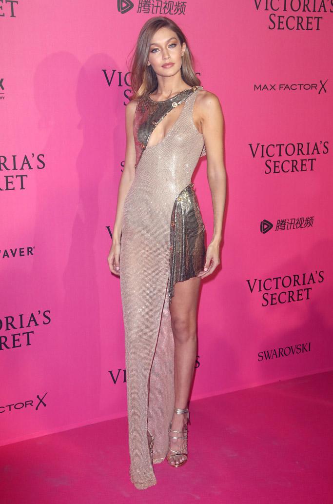 Gigi Hadid Victoria's Secret Fashion Show After-Party