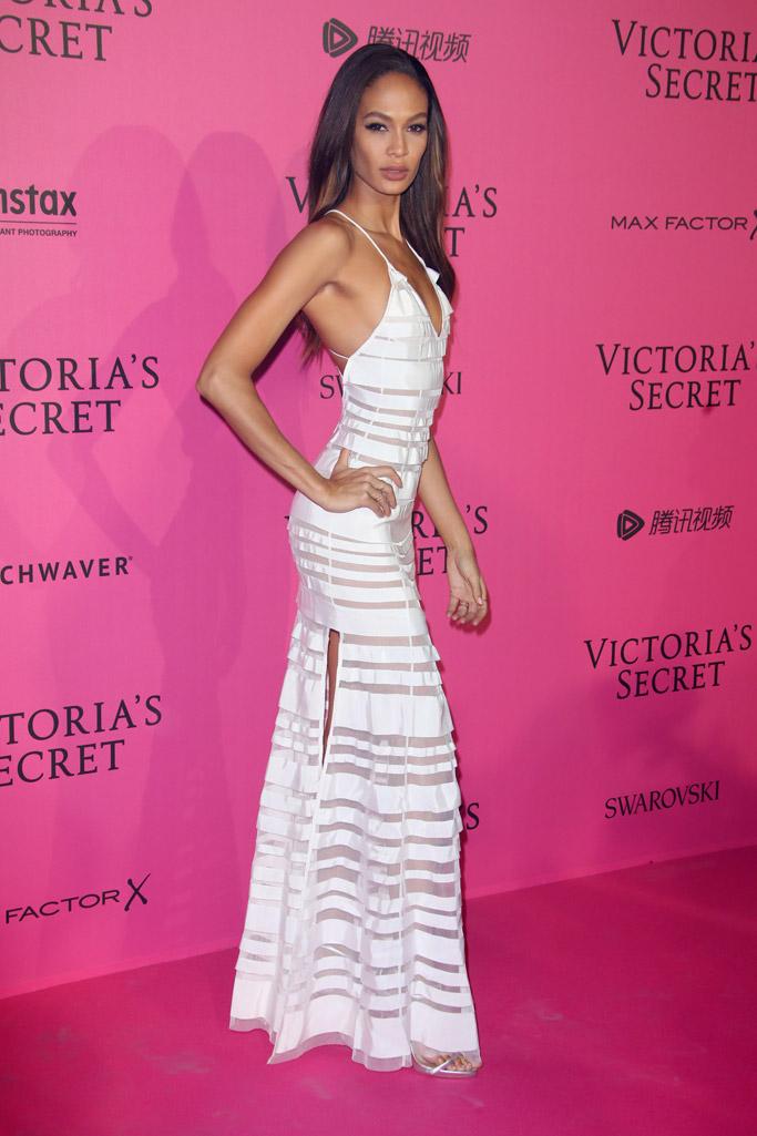 Joan Smalls Victoria's Secret Fashion Show After-Party