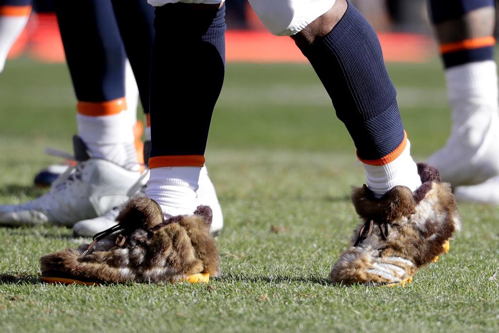 Von Miller Denver Broncos custom fur Adidas