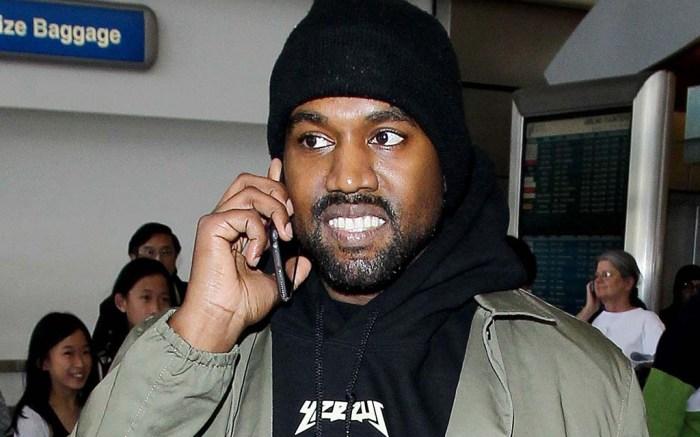 kanye west phone yeezy