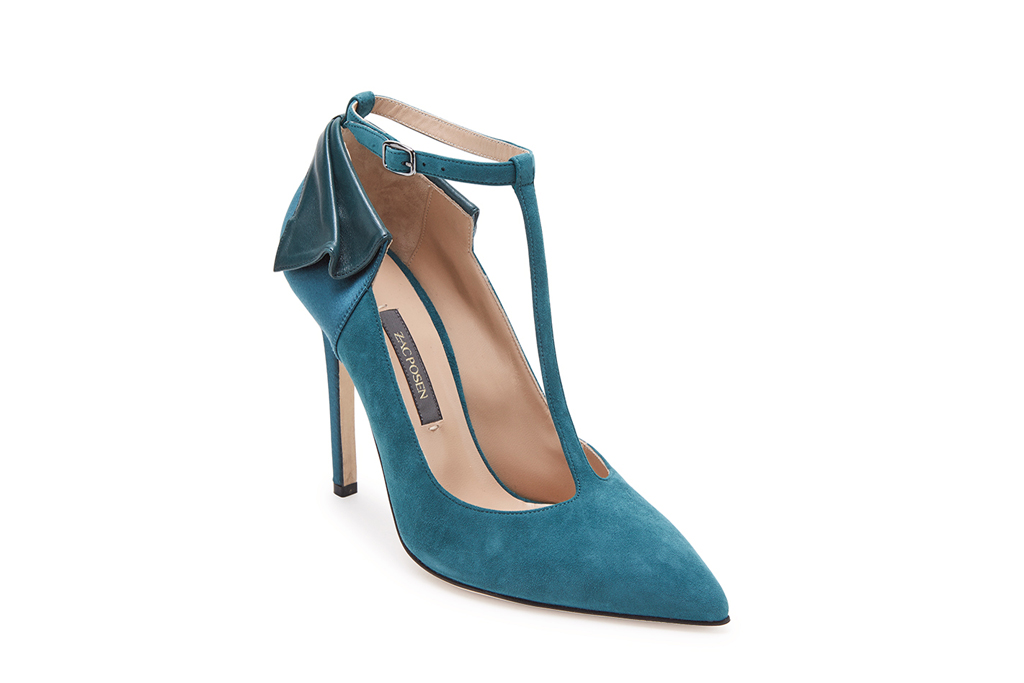 Zac Posen Pre Fall 2017 Shoes