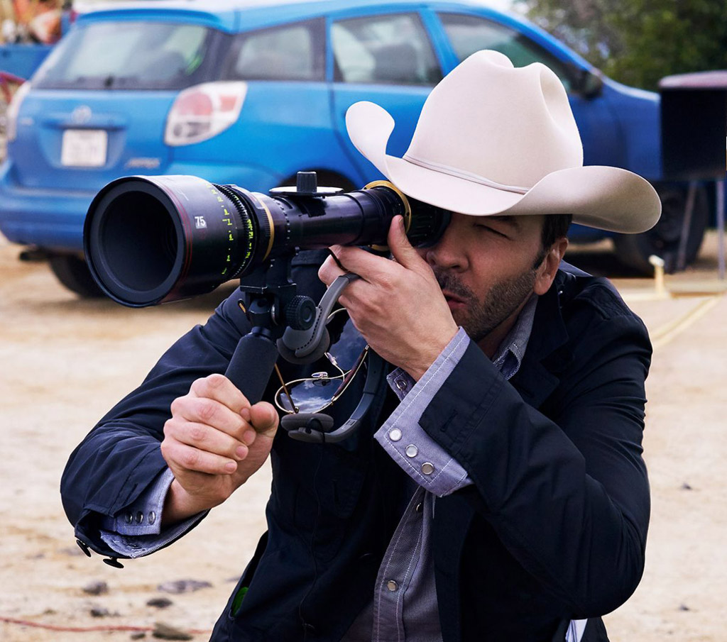 tom ford directing nocturnal animals