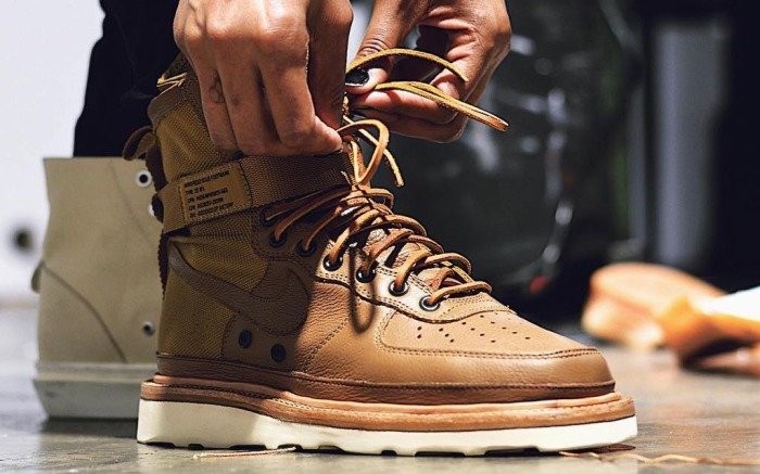 Nike SF-AF1 Boot Hybrid by Randy the Cobbler