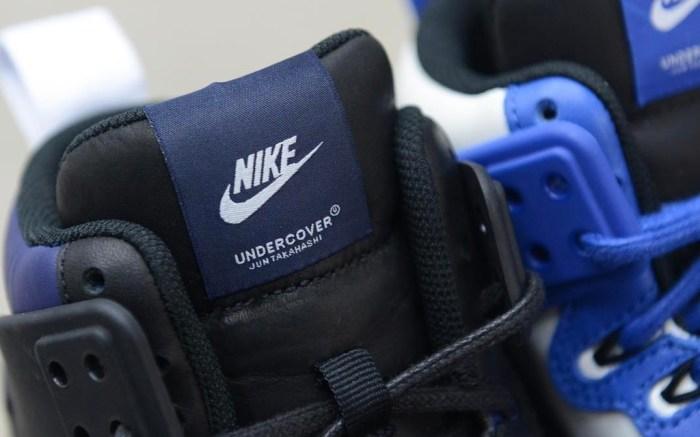 Undercover x Nike SFB Jungle Dunk