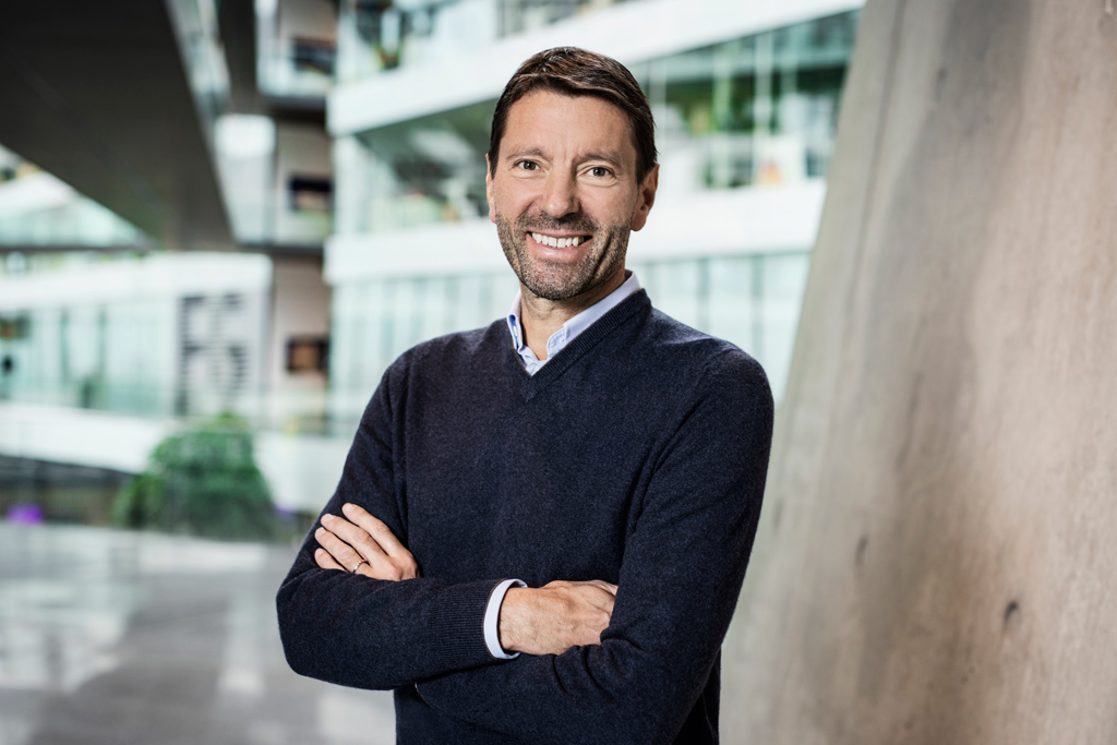 Adidas CEO Kasper Rorsted