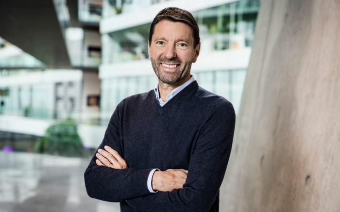 Adidas CEO Kasper Rorsted