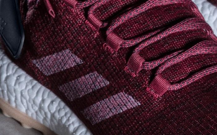Adidas Pure Boost 2.0 burgundy