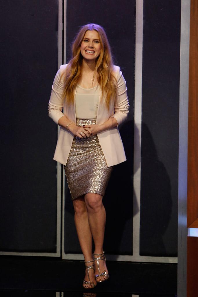 Amy Adams on Jimmy Kimmel Live