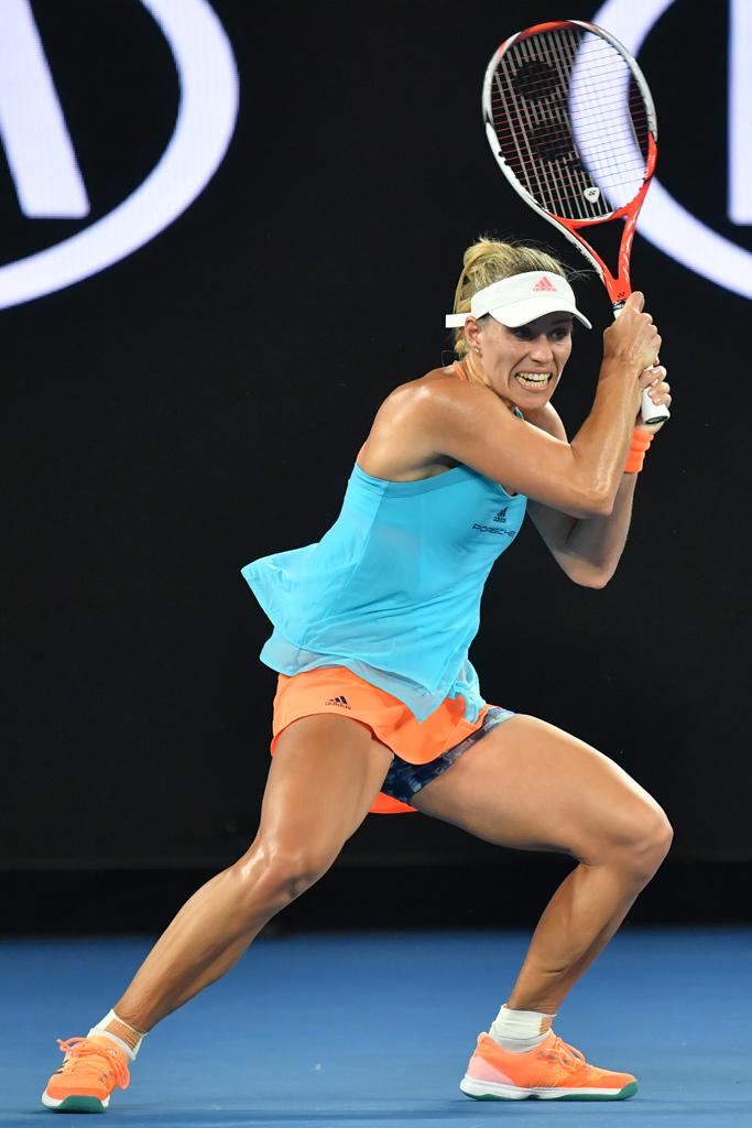 Angelique Kerber Australian Open Shoes