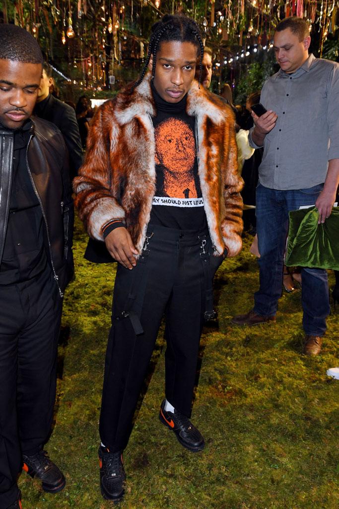 A$AP Rocky Dior Couture