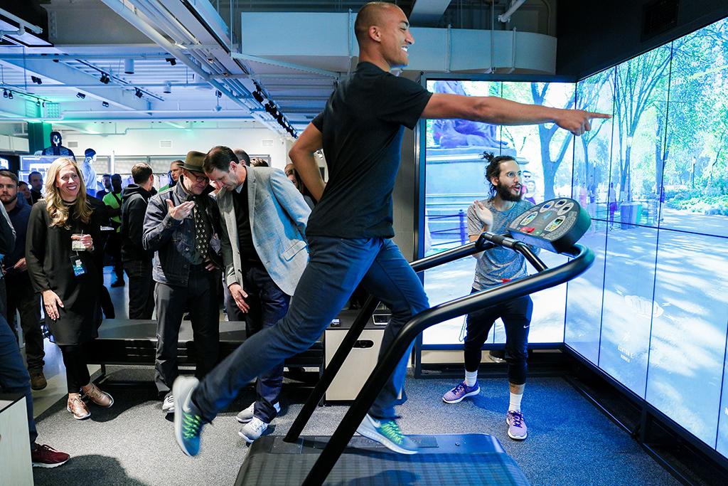 Ashton Eaton Nike Athlete Retirement