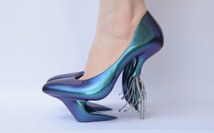A Walk of Art: Visionary Shoes
