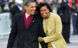 Michelle Obama Inauguration Day Style