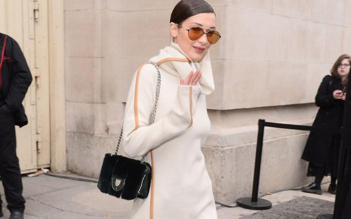Bella Hadid Paris Style