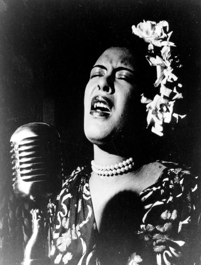Billie Holiday singer