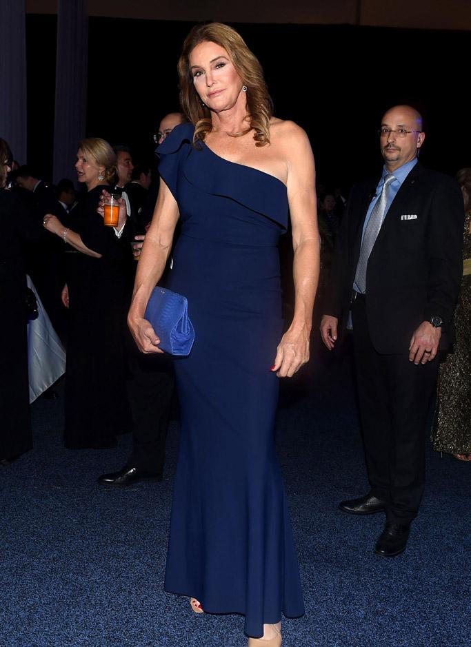 caitlyn jenner Inaugural Ball dress