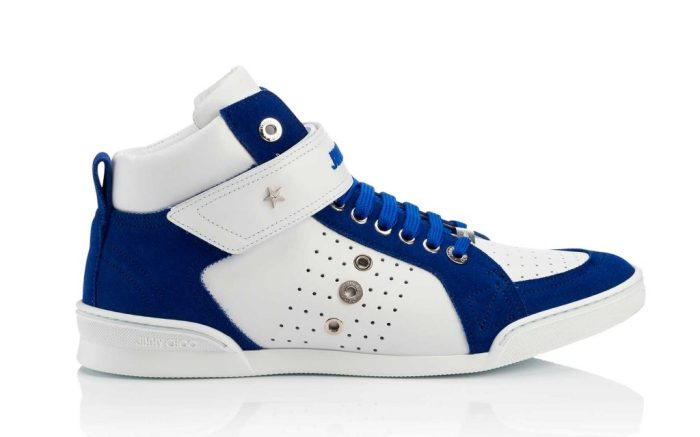 Jimmy Choo limited edition Lewis sneaker.