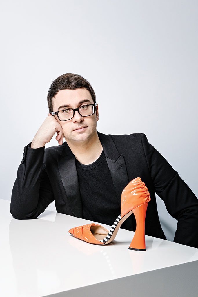 Christian Siriano Takes His Business to the Next Level