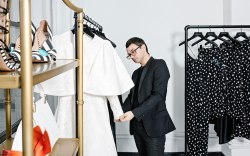 Christian Siriano Takes His Business to