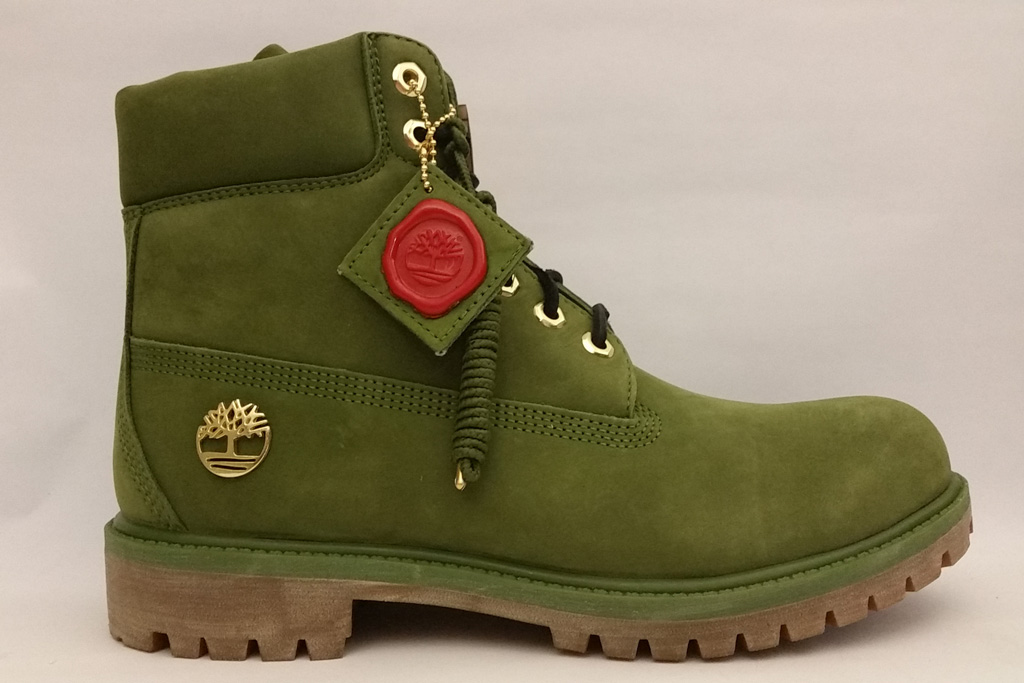DJ Khaled Champs Sports Timberland 6 Inch Boot