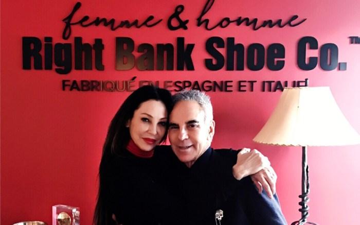 Donald Lisa Pliner Right Bank Shoe co