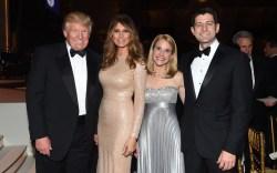 Donald Trump Candlelight Dinner