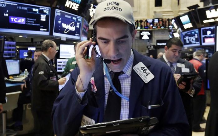 dow jones new york stock exchange nyse