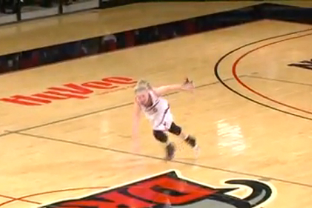Drury University Basketball Viral Video