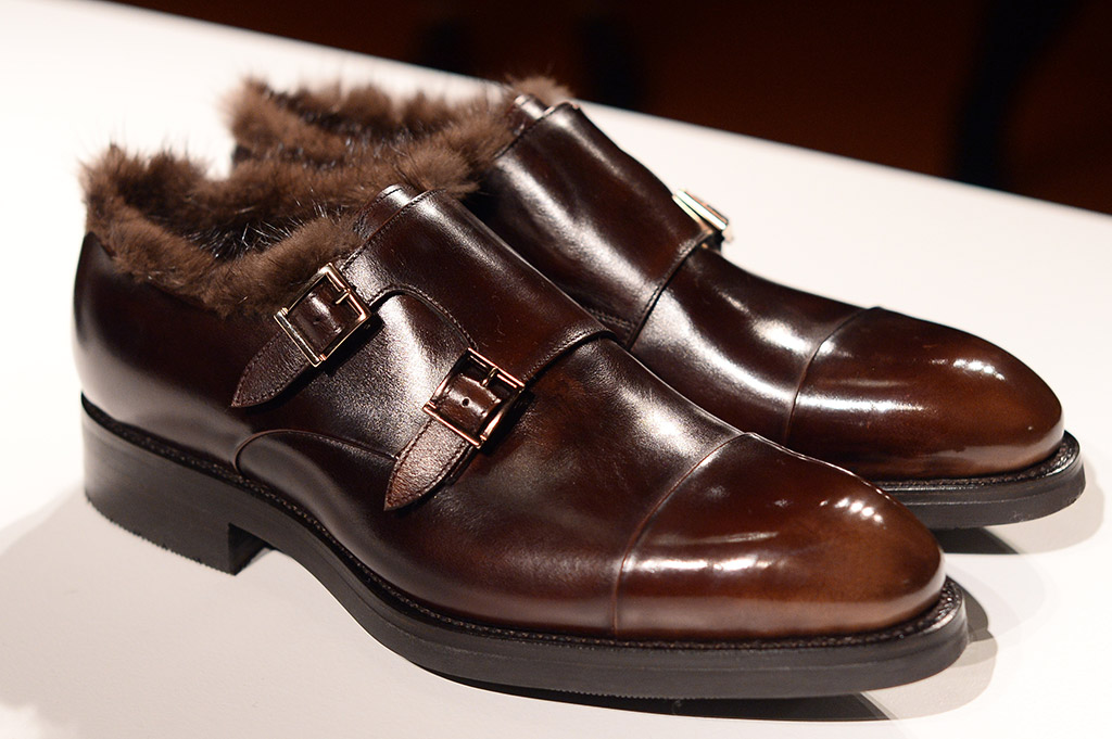 Santoni fall '17 collection.