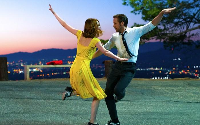 "Emma Stone Costumes and Shoes in ""La La Land"""