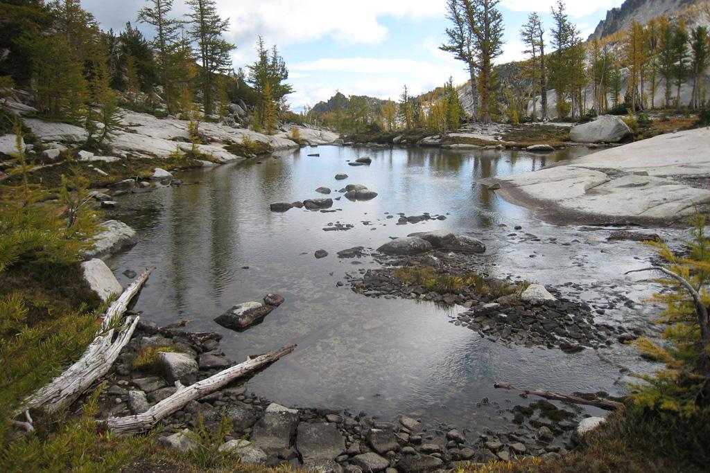 Enchantment Lakes Washington Alpine Lakes Wilderness