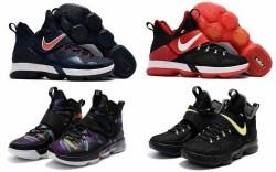 Fake Nike LeBron 14