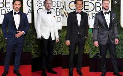 Golden Globes 2017 Actors
