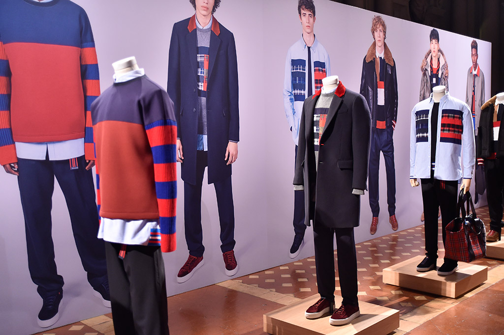 Fall 2017 Hilfiger Edition Collection.
