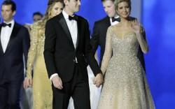 Ivanka Trump at the Inaugural Ball