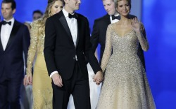 Ivanka Trump at the Inaugural Ball